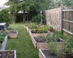 Vierkante Meter Tuin : Tuintrend de vierkante meter tuin